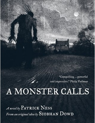 A Monster Calls : An emotional ride into the mind of a child