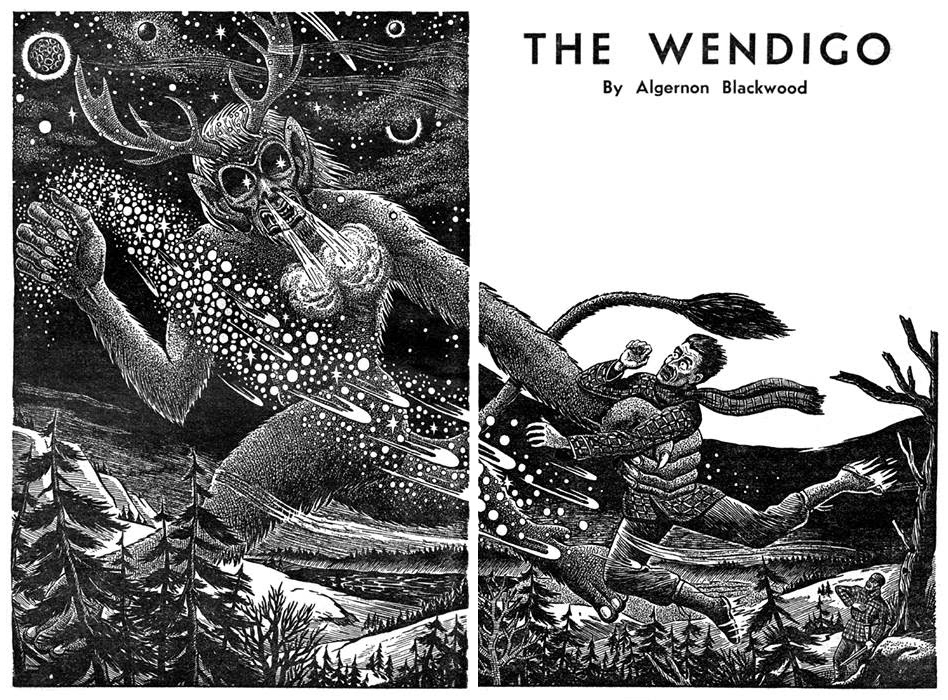 The Wendigo – Algernon Blackwood : visiting one of the sources of Pet Sematary